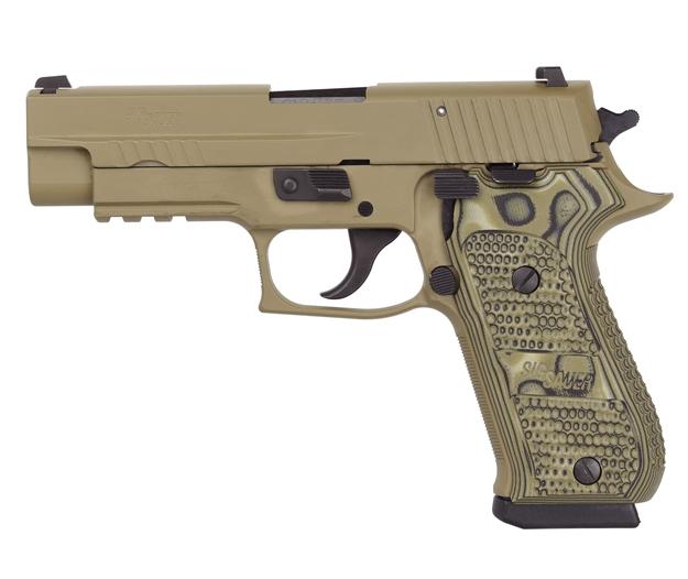Picture of P220 R Scorpion 45Acp Fde Slt*