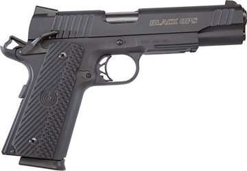 Picture of Paraordnance 1911 45Acp 8Rd SO Blk Ops