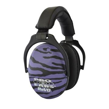 Picture of Passive Revo - Purple  Zebra