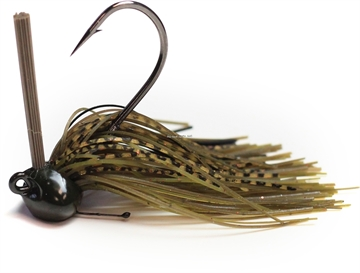 Picture of Perfection Lures Football Jig 1/2 Oz, Golden Crawl 1Pk