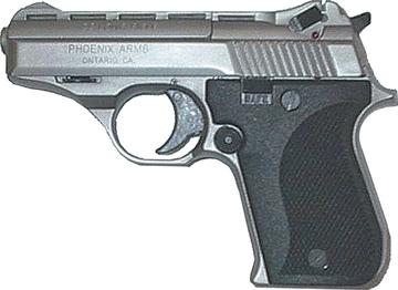 """Picture of Phoenix 22Lr Pistol 3"""" BL"""