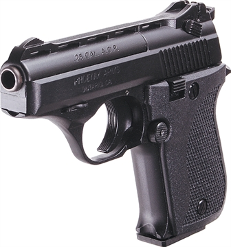 "Picture of Phoenix 25Acp Pistol 3"" BL"