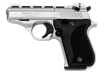 "Picture of Phoenix Arms Phoenix Hp25 25Acp 3"" Nickel        10Rd"
