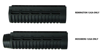 Picture of Phoenix Technology Msf1201b Standard Forend 12 Gauge Mossberg 500 Glass-Filled Nylon Black