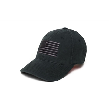 Picture of Phu American Flex Hat Blk/Gry L/Xl