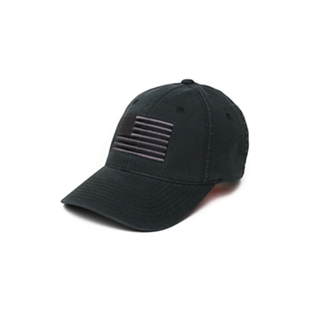 Picture of Phu American Flex Hat Blk/Gry S/M