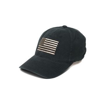 Picture of Phu American Flex Hat Blk/Whi S/M
