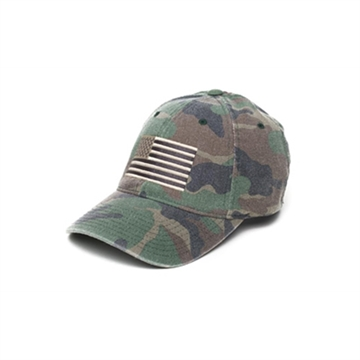 Picture of Phu American Flex Hat Camo/Blk L/Xl