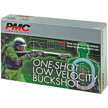 Picture of Pmc 12Ga 2.75 00 Buck 9 Pellet Low Vel 5/50