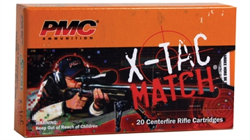 Picture of Pmc 223 77Gr Otm X-Tac Match