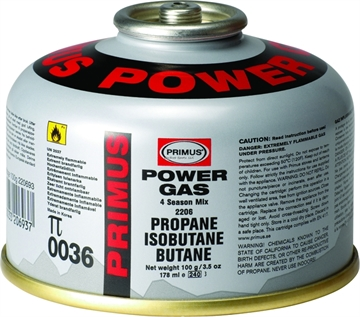 Picture of Primus P-220693 100Gram Power Gas Cannister 4Oz