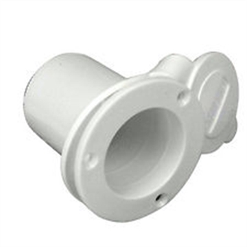 Picture of Pro Mariner AC Plug Holder Unv White