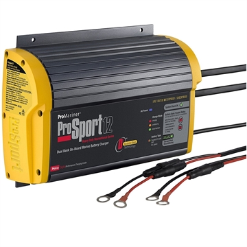 Picture of Pro Mariner Prosport 8 2 Bank Charger