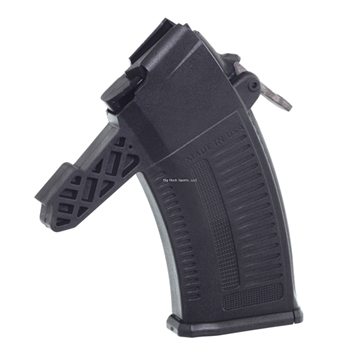 Picture of Archangel Lvx Magazine With Lever Release For Sks Rifles 7.62 X 39Mm (20) RD Black Polymer