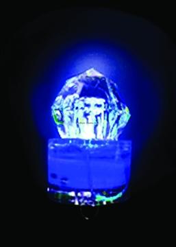 "Picture of Promar 1.5"" Diamond Submersible Strobe Light-Ultra Viole"