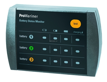 Picture of Promariner Battery Status Monitor For Pro Mit/Pro Sport/Pro Tour