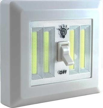 Picture of Promier Jumbo Light-Switch Led Cordless Light Magnetic Back