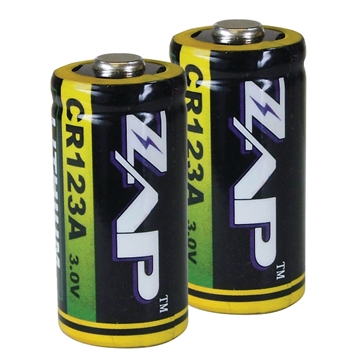 Picture of PS Products Lithium Cr123a Batteries 2-Pack