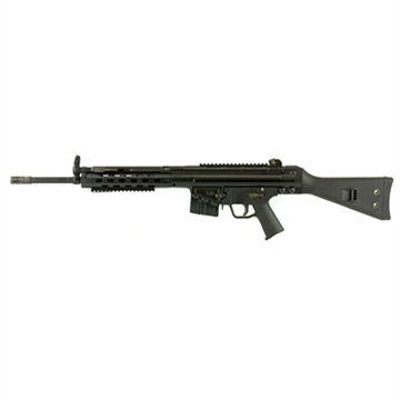 """Picture of Ptr 91 CR 308Win 18"""" 10Rd Fxd Blk"""