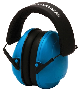 Picture of Pyramex Safety Lo-Pro 19Db Yth Muff Blue