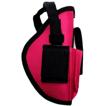 """Picture of Python Holsters Amb Holster 3-4.25"""" Auto Pink"""