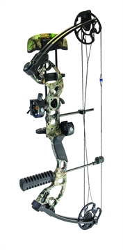 Picture of Quest Ra.Pkg.L.25-40-A Radical Bow Package 25/40 18-30 SH Rtap