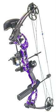 Picture of Quest Ra.Pkg.L.25-40-P Radical Bow Package 25/40 18-30 LH Rtpl