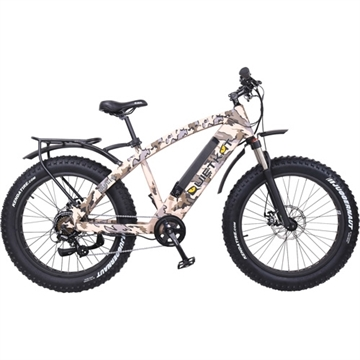 Picture of Quietkat 750W Electric Power Bike Ranger Suspen Fork Camo