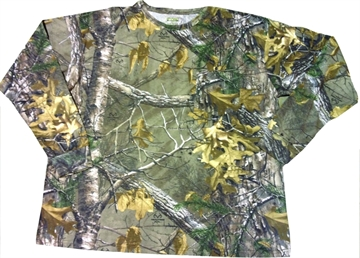 Picture of Ranger Bell Mens Jersey L/S T-Shirt Rtx Camo 2Xl