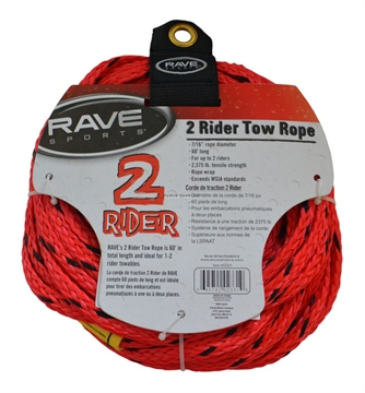 Picture of Rave Sports 1-Section 2-Rider Tow Rope