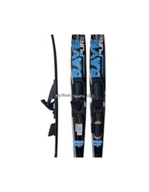 Picture of Rave Sports Adult Pure Water Skis 67""