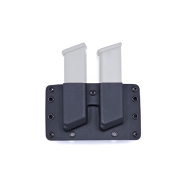Picture of Raven Concealment Systems Raven Dbl Mag S&W Shield 9/40 RH Blk