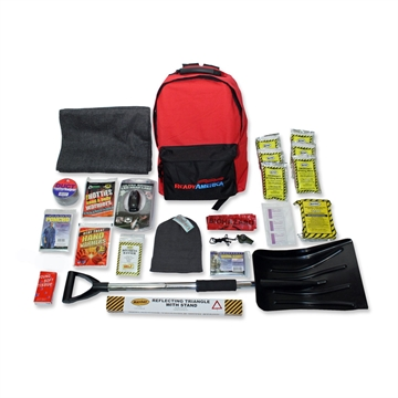 Picture of Ready America 1Person Cold Weather Survival Kit-3 Day Pack