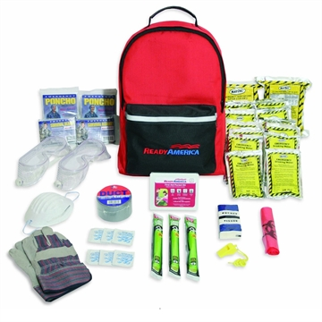 Picture of Ready America 2 Person Tornado Survival Kit-3 Day Pack