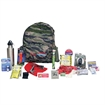 Picture of Ready America Deluxe Outdoor Survival Kit  4-Person