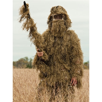 Picture of Red Rock 5-Piece Ghillie Suit Desert - Medium-Large