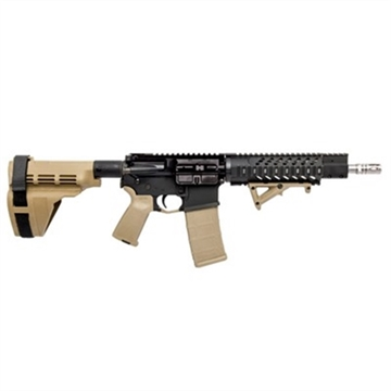 Picture of Red X Arms AR Pistol 5.56 10.5 Fde W/ Sig Brace