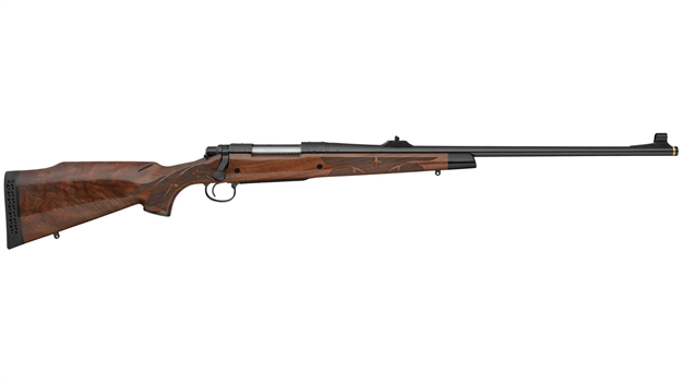 "Picture of Remington Firearms 84042 700 Bdl 200Th Anniversary Bolt 7Mm Rem Mag 24"" 3+1 C Grade Walnut Stk Blued High Polish"