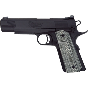 """Picture of Republic Forge Forge Long Slide .45Acp Fns 6"""" Graphite Black"""