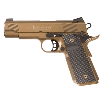 """Picture of Republic Forge Forge Patriot .45Acp 4.25"""" Fns 7Sh Burnt Bronze"""