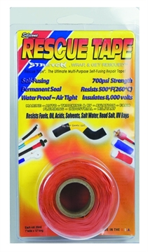 Picture of Rescue Tape Orange Clamshell