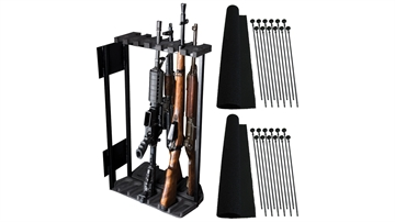 Picture of Rhino Metals, Inc 13 Gun Swing Out Rack Syst