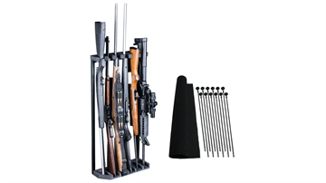 Picture of Rhino Metals, Inc 6 Gun Swing Out Rack System