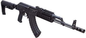 Picture of Riley Defense Defense Rak47 Tact. Mft 7.62X39mm 30Rd Matte/Polymer