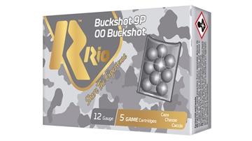 Picture of Rio Ammunition 12G 2.75 00B 9Pel