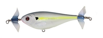 """Picture of River2sea Chris Lane Big Mistake Topwater Prop Bait, 6 3/8"""", 7/8Oz, I Know IT"""