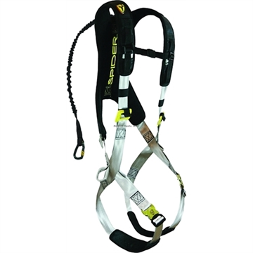 Picture of Treespider Spider Safety Harness Speed Harness L/Xl Black