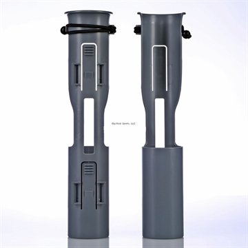 Picture of Rod-Runner Rod Caddy Rod Holder For Baitcast/Conventional: Gray