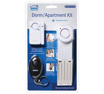 Picture of Sabre Hsdak Home Series Personal Protection Kit 3 Piece Kit 4-14 Lbs 500/1000/750 FT 120/115 White