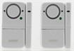 Picture of Sabre Hsdwa2 Home Series Door Alarm 2 Pack 2-7 Lbs 750 FT 120 White